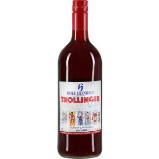 2017 Trollinger COOL Qualitätswein 1L - Weingut Rolf Heinrich