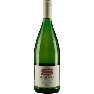 2018 Bacchus QbA lieblich 1L - Weingut Stübinger
