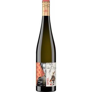 2018 Gedanken-Spiel Weisswein-Cuvée trocken - Markgräfliches Badisches Weinhaus