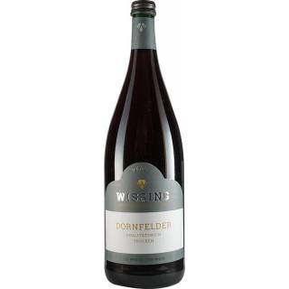 2018 Dornfelder trocken 1L - Weinkellerei Emil Wissing
