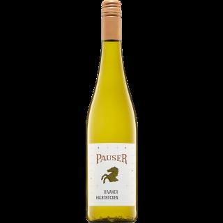 2016 Rivaner Gutswein halbtrocken - Weingut Pauser