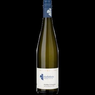 2019 Pfeiffers Schoppen Cuvée weiß feinherb Bio - Weinhaus Hoflößnitz