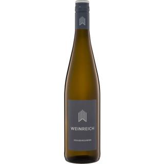 2018 Grauburgunder trocken Bio - Weingut Weinreich