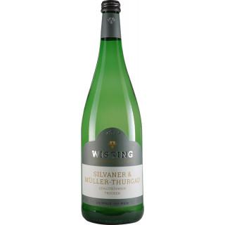 2019 Silvaner/Müller-Thurgau trocken 1,0 L - Privatkellerei Wissing