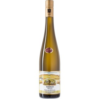 2016 Wehlener Sonnenuhr Riesling Spätlese VDP.GROSSE LAGE süß - Weingut S. A. Prüm