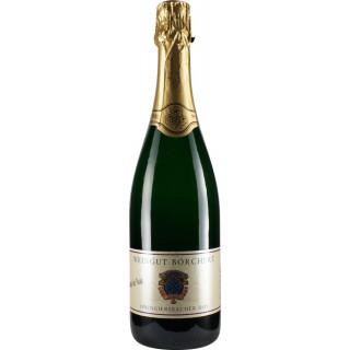 2018 Riesling Winzer Sekt trocken - Weingut Borchert