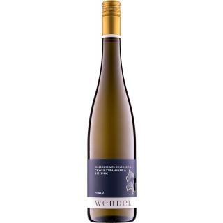 2020 Bissersheimer Orlenberg Gewürztraminer & Riesling lieblich - Weingut Wendel-Matheis