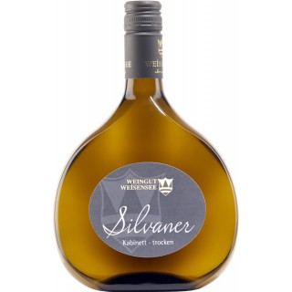 2020 Silvaner Kabinett trocken - Weingut Weisensee