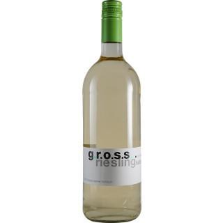 2019 Deidesheimer Hofstück Riesling halbtrocken 1,0 L - Weinbau Gross