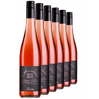 """Sunset Rosé-Paket"" trocken - Weingut Erich Stachel"
