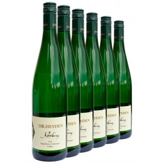 2016 Riesling Auslese*** edelsüß Paket - Weingut Dr. Heyden