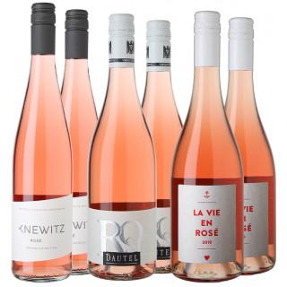 Rosé Premium Paket