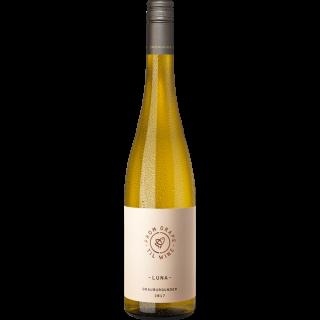 2017 Luna Grauburgunder - From Grape Til Wine Trocken - Weingut Dreissigacker