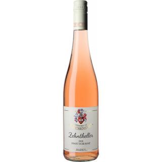 2018 Zehntkeller Rosé trocken - Weingut Freiherr von Gleichenstein
