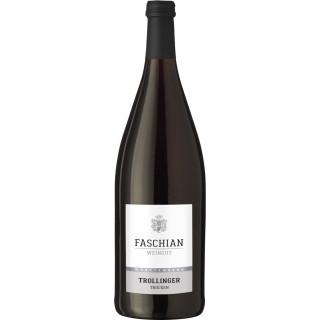 2017 Trollinger QbA trocken 1L - Weingut Faschian