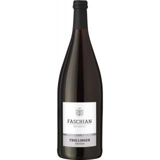 2017 Trollinger trocken 1,0 L - Weingut Faschian