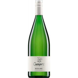 2018 Riesling feinherb Bio 1,0 L - Weingut Caspari-Kappel