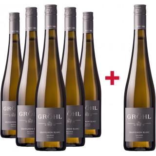 2019 Dalheimer Sauvignon Blanc Paket - Weingut Eckehart Gröhl