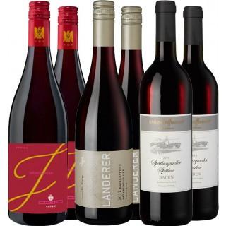 Rotweinpaket Baden