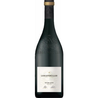 2017 Merlot Roter Lehm - Weingut Lergenmüller