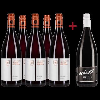 5+1 Liter Rotwein Favoriten Paket