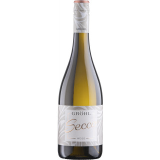 GRÖHL Secco weiß trocken - Weingut Eckehart Gröhl
