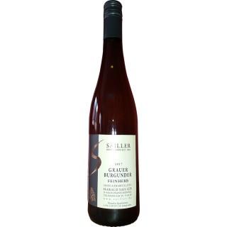 2017 Riesling Auslese Fruchtsüss - Weingut Destillerie Harald Sailler