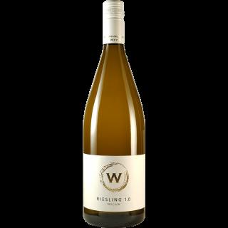 2018 Riesling 1L trocken - Weinmanufaktur Weyer