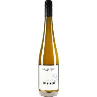 2020 Blockbuster White Riesling trocken - Weingut Peth-Wetz