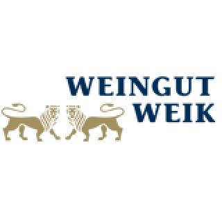 2018 Rosaroter Löwe Rosé trocken - Weingut Weik