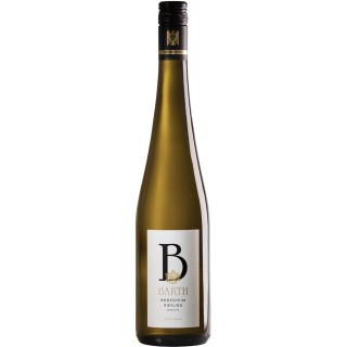 2017 Rüdesheim Riesling feinherb VDP.Ortswein - BIO - Barth Wein- und Sektgut