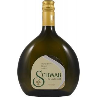 2017 Silvaner Ortswein trocken - Weingut Schwab