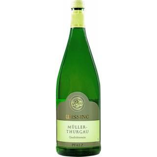 2018 Müller - Thurgau mild 1L - Weinkellerei Emil Wissing