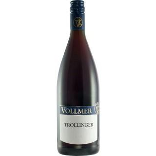 2016 Trollinger halbtrocken 1L - Weingut Roland Vollmer