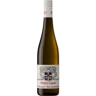 2020 Weißburgunder vom Haardtsandstein VDP.Gutswein BIO trocken - Weingut Müller-Catoir