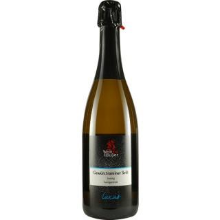 Gewürztraminer Sekt LUXUS lieblich - Weingut Häußer
