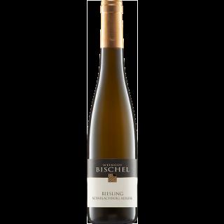 2017 Binger Scharlachberg Riesling Goldkapsel 0,375L - Weingut Bischel