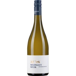 2018 Chardonnay trocken - Weingut Weik