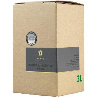 2020 Rivaner -SX- Bag-in-Box (BiB) feinherb 3,0 L - Schild & Sohn