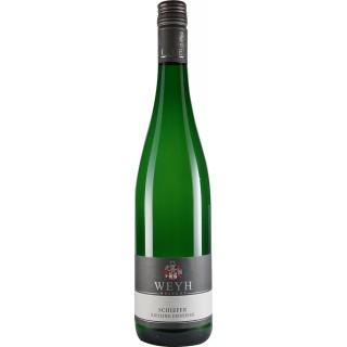 2019 Schiefer Riesling feinherb - Weingut Weyh