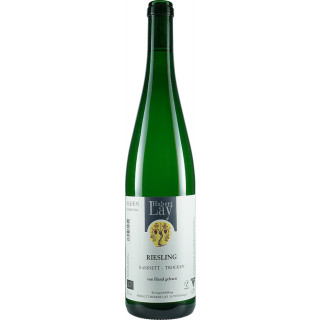 2019 Riesling Kabinett trocken Bio - Ökologisches Weingut Hubert Lay
