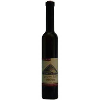 2008 Cabernet Cubin Eiswein edelsüß 0,375 L - Weingut Landmann