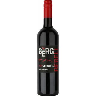 2018 BergRebell Rotweincuvée QbA - Winzer vom Weinsberger Tal