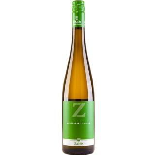 2017 Weißburgunder trocken - Thüringer Weingut Zahn