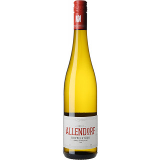 2018 Winkler Doppelstück Riesling trocken - Weingut Allendorf