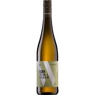 2019 Gelber Muskateller lieblich - Weingut Josef Wörner