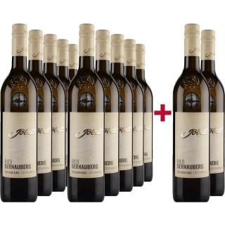 "10+2 Paket Sauvignon Blanc ""Ried Sernauberg"" - Weingut Johannes Jöbstl"
