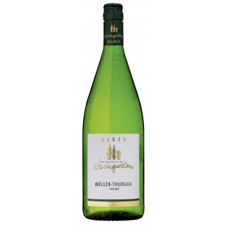 2019 Müller-Thurgau trocken 1L - Weinmanufaktur Weingarten