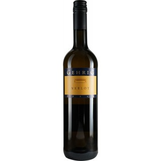 2019 Merlot Blanc de Noir QbA - Weingut Gehrig