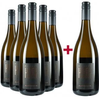 5+1 Paket Auxerrois trocken BIO - Weingut Hirth